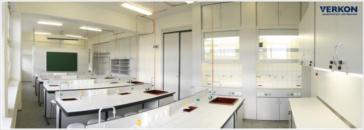 Verkon - laboratorní nábytek