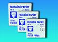 Filtrační papíry FILPAP