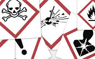 Chemikálie - informace, bezpečnost a legislativa