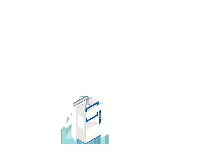 Laboratorní digestoře