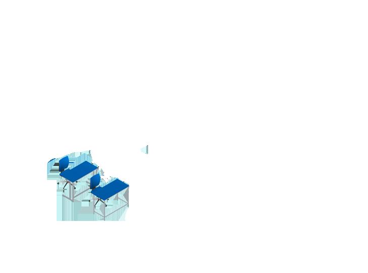 Pracovní a speciální laboratorní stoly